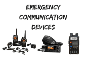 3 Emergency Communication Devices That Will Survive a Mobile Network Meltdown