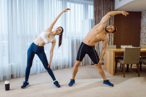 Home Workouts While In Quarantine | Photo by Nomad Soul/Bigstock